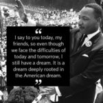 Monday January 18, 2015 * Martin Luther King Jr Day. The comparisons of his mess…
