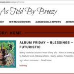 That new new just dropped over at www.astoldbybreezy.com Today I got some Arizon...