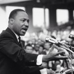 When racism was running rapid throughout the nations one man preached about righ...