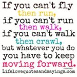 If You Cant Fly Then Run by Martin Luther King Jr — If you can't fly then ...