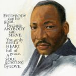 On this day we honor an American hero:  Martin Luther King, Jr. We love this quo...