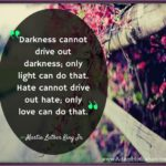 Quote, Martin Luther King, Jr.