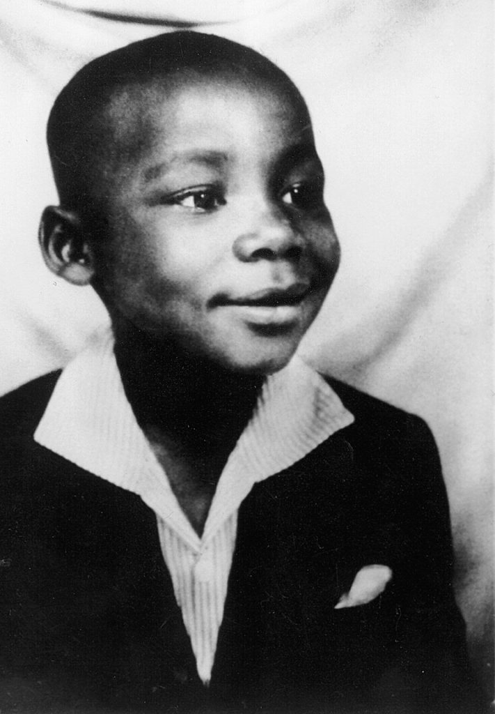 Martin Luther King Jr Birthday Childhood