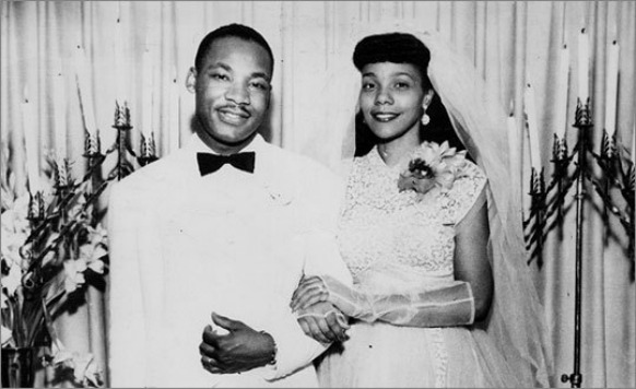 MLK Married