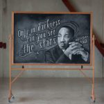 Anonymous Student Duo Illustrate Motivational Quotes with Amazing Chalkboard Art...