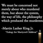 Pray for the family of Travvon Martin, and all the other black children sacrific...