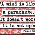 Frank Zappa Quote Magnet (no.178)