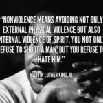 Mlk Quotes On Violence. QuotesGram