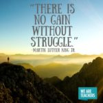 Inspire your students with these powerful quotes from Martin Luther King Jr.
