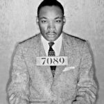 Martin Luther King Mug Shot Glossy Poster Picture Photo Mugshot Jr Mlk Old 1975 ...