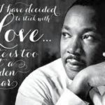 """i have decided to stick with love... hate is too great a burden to bear.&q..."