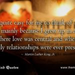 "themindquotes.com : Martin Luther King, Jr. Quotes on Love and Relationship""It..."