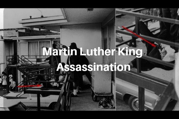 A Look Back At The Martin Luther King Assassination Video Photos Facts