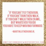 Martin Luther King Jr quote // Motivation Monday from Inspired by This