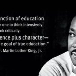 Powerful Martin Luther King Jr Quotes On Education for Students